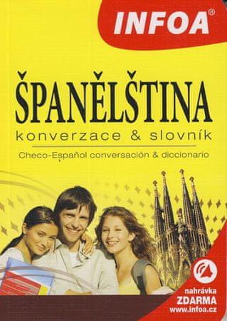 Navrátilová Jana: Španělština - Kapesní konverzace & slovník