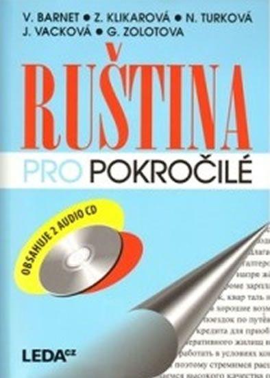 kolektiv: Ruština pro pokročilé + 2 audio CD
