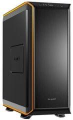 Be quiet! ohišje Dark Base 900, ATX, črno/oranžno (BG010)