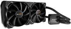 Be quiet! vodeno hlađenje za procesor Silent Loop, 280 mm, 2 x 140 mm