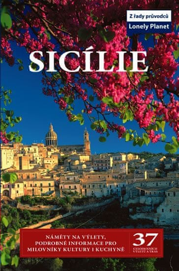 Hardy Paula: Sicílie - Lonely Planet