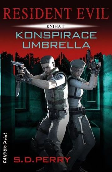 Perry S. D.: Resident Evil 1 - Konspirace Umbrella