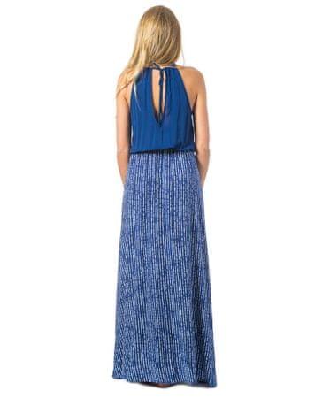 d7d45218aca Rip Curl dámské šaty Westwind Maxi XS modrá