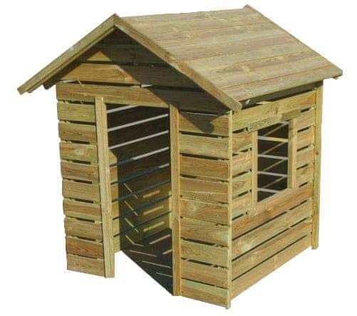 TRIGANO Dřevěný domek Mona