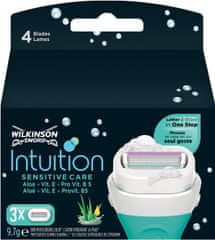 Wilkinson Sword Intuition Sensitive Care Náhradní hlavice 3ks