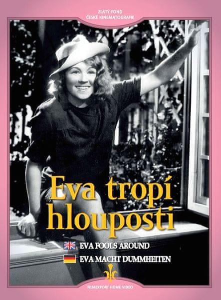Eva tropí hlouposti - DVD