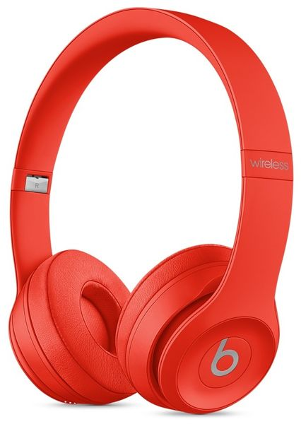 Beats Solo3 Wireless, červená (MP162ZM/A)