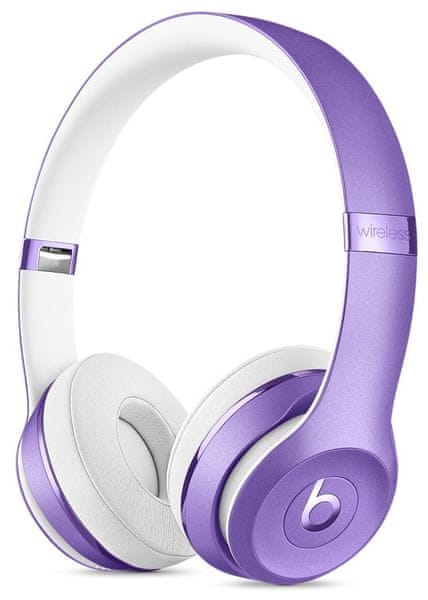 Beats Solo3 Wireless, fialová (MP132ZM/A)