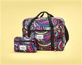 Desigual vícebarevná skládací taška