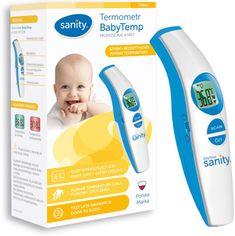 Albert termometr bezdotykowy BabyTemp