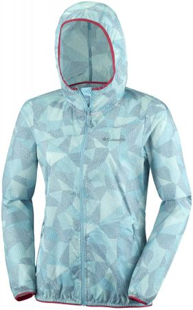 Columbia Addison Park Windbreaker Iceberg XS