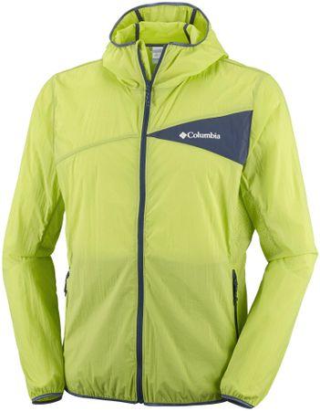 Columbia moška jakna Addison Park, zelena, M