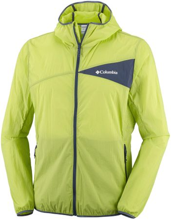 Columbia moška jakna Addison Park, zelena, L