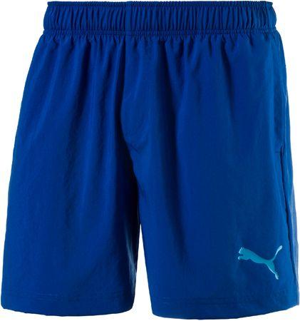 "Puma ESS Woven Shorts 5"" Férfi Short, Kék, L"