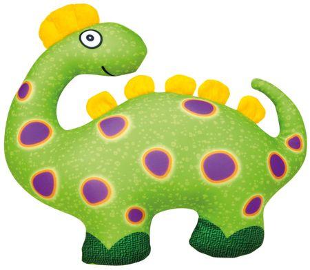 BINO Dinozaur zielony 33x28 cm