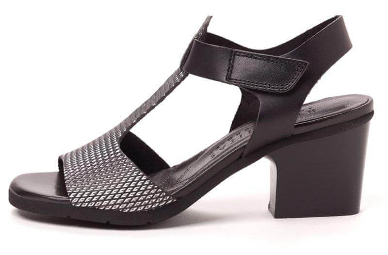 Hispanitas dámské sandály 41 černá