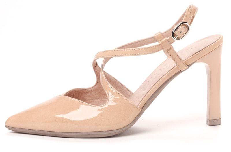 Hispanitas dámské sandály 39 béžová