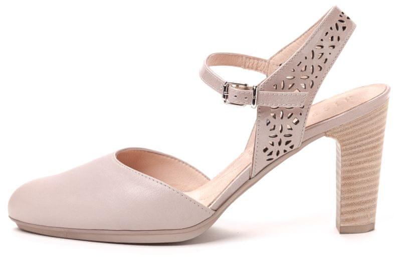 Hispanitas dámské sandály 41 béžová