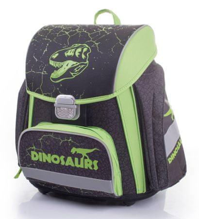Karton P+P anatomski nahrbtnik Premium, Dino