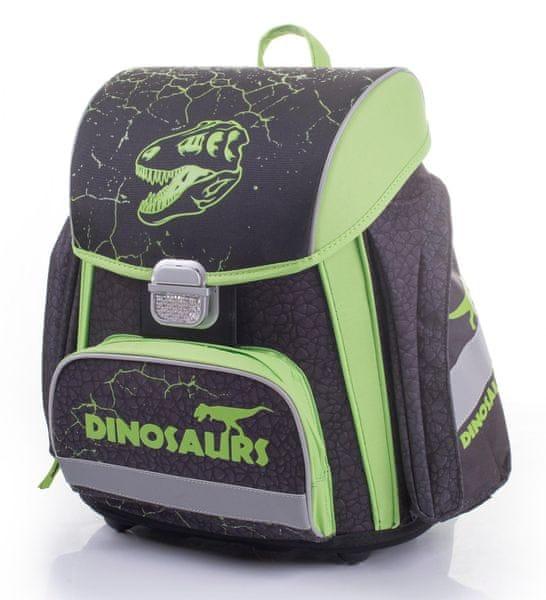 Karton P+P Anatomický batoh PREMIUM Dino