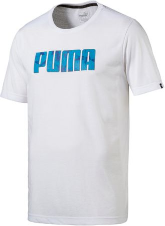 Puma koszulka sportowa Future Tec Tee White