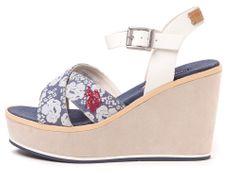 U.S. Polo Assn. dámské sandály Rosy Flowers