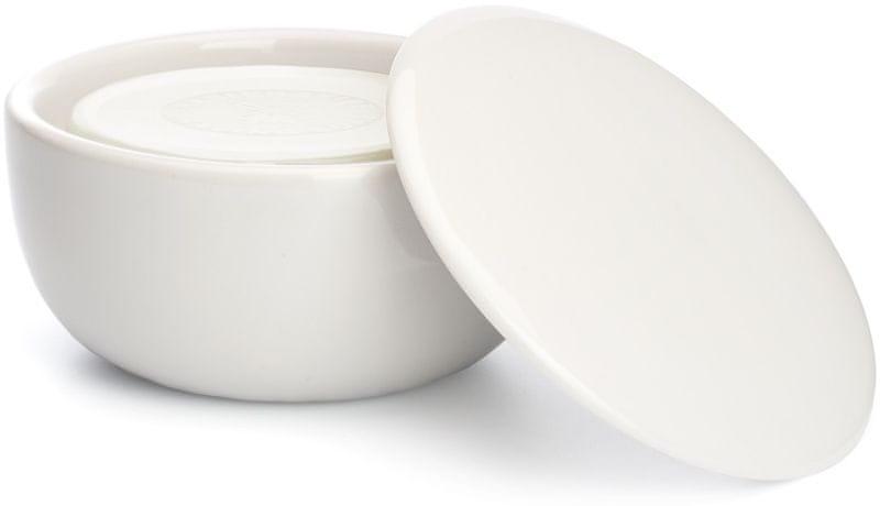 Mühle Mýdlo na holení v porcelánové misce Sandalwood, 65 g