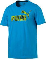 Puma moška majica Hero Tee Danube, modra