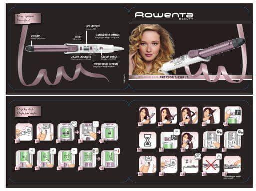 Rowenta CF3460F0 Precious Curls Premium Care