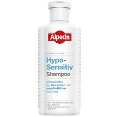 Alpecin Šampon pro suchou a velmi citlivou pokožku (Hyposensitiv Shampoo) 250 ml