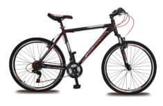 Olpran moško gorsko kolo Challenger 26, rdeče-črno