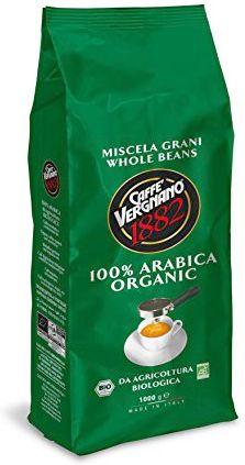 Vergnano Espresso Arabica Biologica zrnková káva 1kg