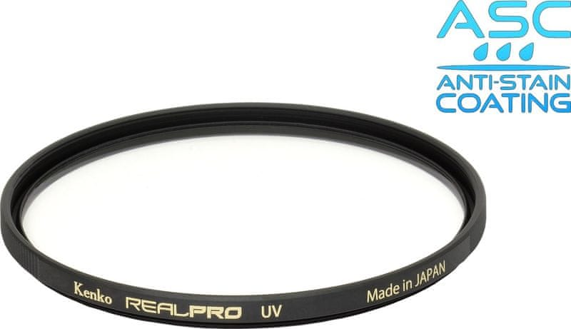 Kenko 72 mm RealPro UV ASC