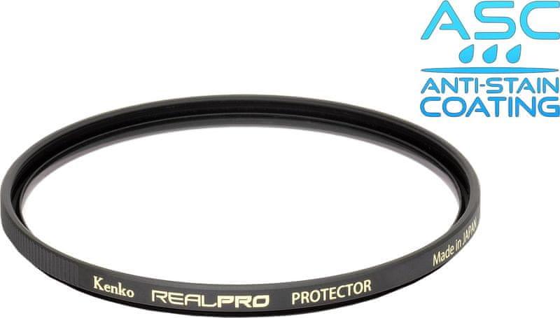 Kenko 62 mm RealPro Protector ASC