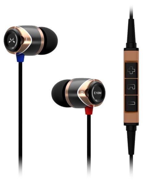 SoundMAGIC E10M, zlatá