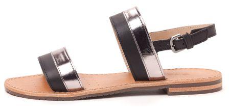 Geox dámské sandály Sozy 37 černá