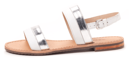 Geox dámské sandály Sozy 38 bílá
