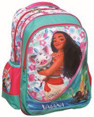 GIM Školní batoh oválný Vaiana