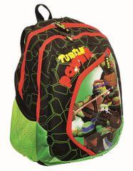 GIM Školní batoh oválný Želvy Ninja