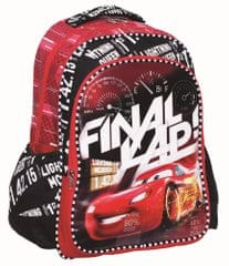 GIM Školní batoh oválný Cars