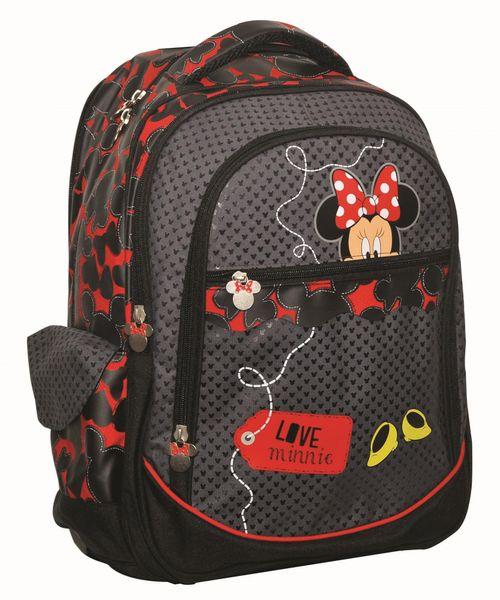 GIM Školní batoh oválný Minnie
