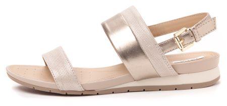 Geox ženski sandali Formosa 38 bež