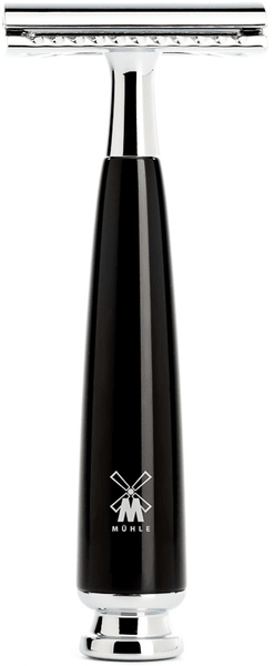 Mühle Rytmo holicí strojek žiletka, Black