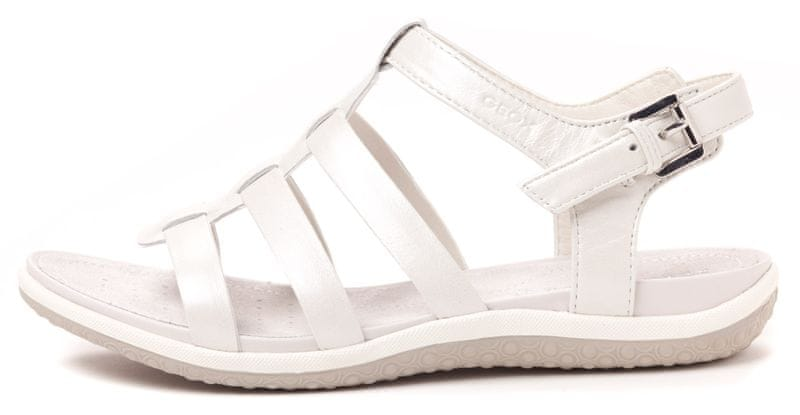 Geox dámské sandály Vega 41 bílá