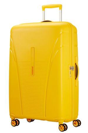 American Tourister Walizka SkyTracer 77 cm żółta