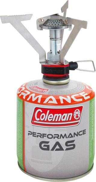 Coleman Fyrelite Start + kartuše C300 Performance