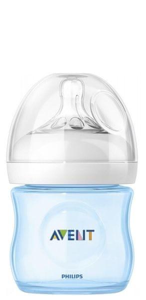 Avent Láhev 125ml Natural PP, modrá