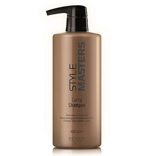 Revlon Professional Šampon pro kudrnaté vlasy Style Masters (Curly Shampoo) (Objem 400 ml)
