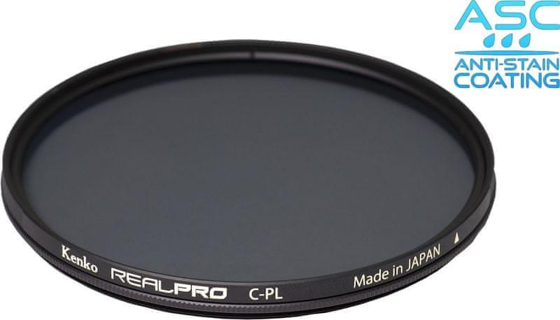 Kenko 62 mm RealPro C-PL ASC