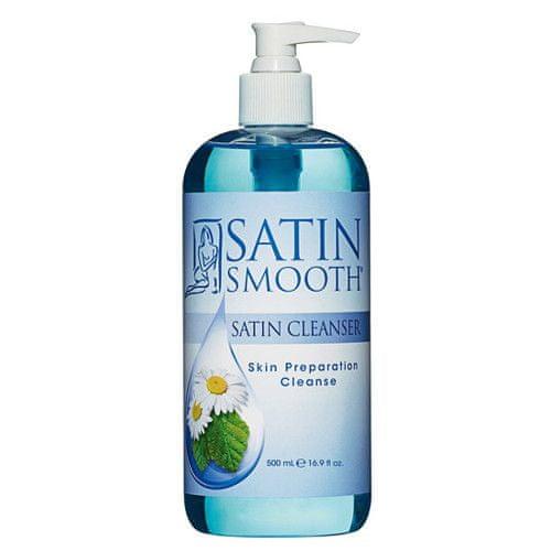 Satin Smooth Čistící péče o pokožku před depilací (Skin Preparation Cleanser) 473 ml